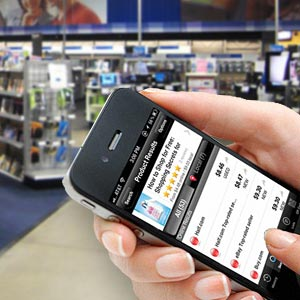 showrooming comercio electronico